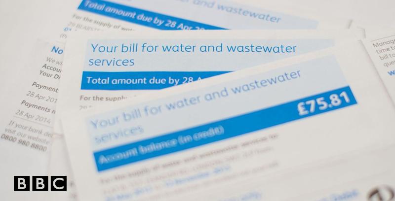 BBC2 Jeremy Vine Utility Bills