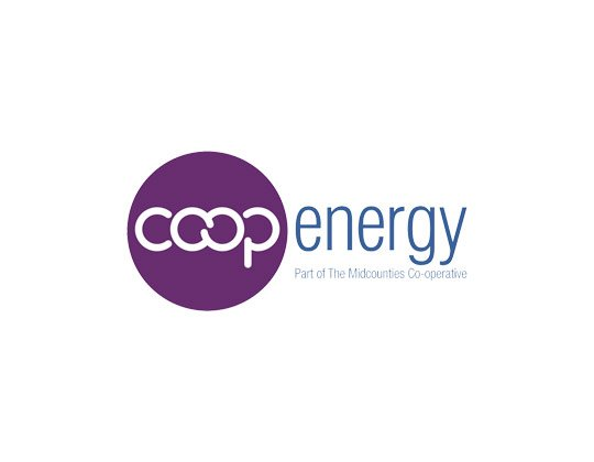 Logo for Co Op Energy