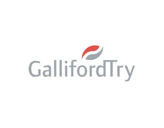 Logo for Galliford Try