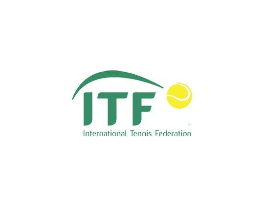 Logo for International Tennis Federation Logo