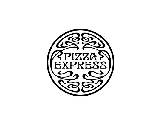 Logo for Pizza Express
