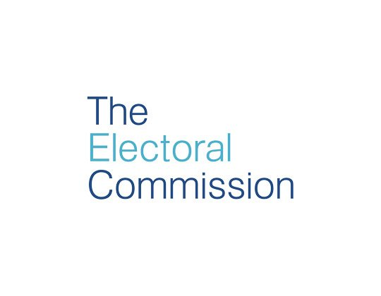 Logo for The Electoral Commission