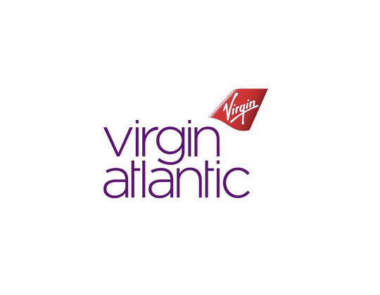 Logo for Virgin Atlantic