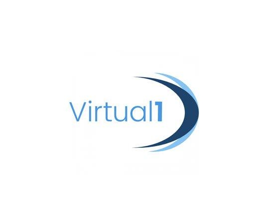 Virtual 1 Logo