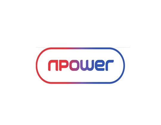 Logo for npower