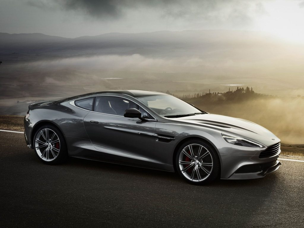 Luxury customer experience for Aston Martin