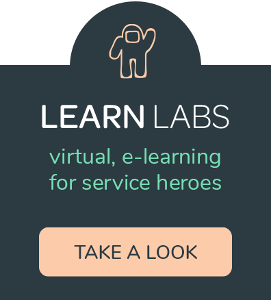 e-learning for customer service